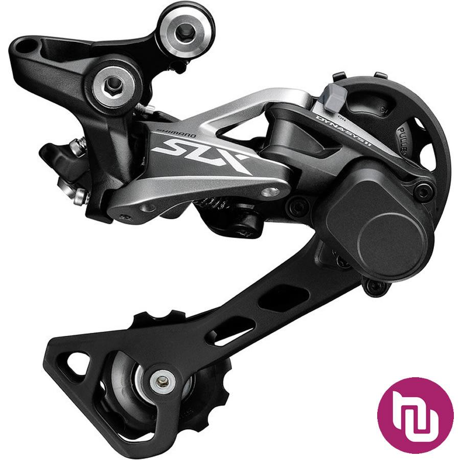 Shimano SLX RD-M 7000GS, 11B, Shadow Plus
