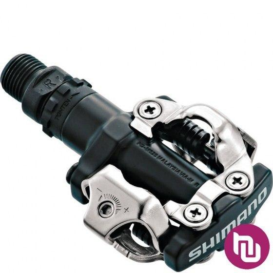 Pedale Shimano PD-M 520 crne